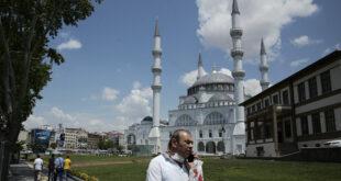 وزارة الداخلية التركية تقرر هدم منازل لاجئين سوريين في أنقرة