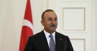 وزير الخارجية التركي يندد بالوجود العسكري الأمريكي في سوريا