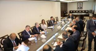 وزير النفط السوري: سوريا ملتزمة بمساعدة الشعب اللبناني في حل أزمة الطاقة