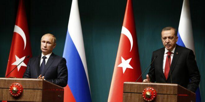 سورية في الاعلام الامريكي: العلاقات التركيَّة الروسيَّة