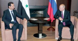 الأسد في روسيا.. التوقيت والنتائج