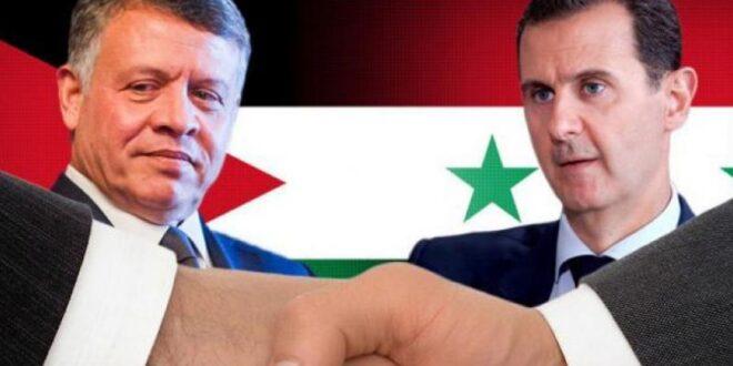 عودة سورية قويّة عبر البوّابة الأردنيّة