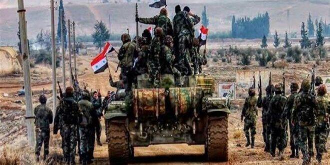 تعزيزات عسكرية للجيش السوري في ريف حماة.. والهدف؟