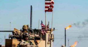 تعرض قاعدة أمريكية في حقل كونيكو للغاز بريف دير الزور بسورية لهجوم
