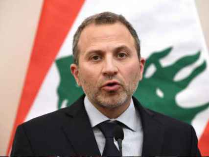 جبران باسيل: العلاقات مع سوريا ستعود