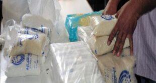 السورية للتجارة: يمكن لأي شخص تبديل مخصصات الرز المصابة بالتسوّس