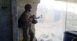 """""""الدفاع الروسية"""": استشهاد 4 جنود سوريين وإصابة آخرين بهجوم مسلح"""