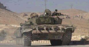الجيش السوري يدخل درعا البلد اليوم