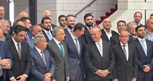بعد لقاءه أمس.. وئام وهاب: الأسد ظهر صامداً وثقته بالنصر لا تتزحزح