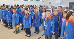 وزير التربية: لا أستطيع فرض اللباس المدرسي لأن هناك أسراً لا تستطيع أن توفّره
