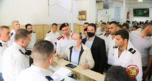 انتهاء أزمة استصدار جوازات السفر السورية