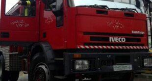 بلاغ كاذب يُهدر وقت رجال الإطفاء في اللاذقية