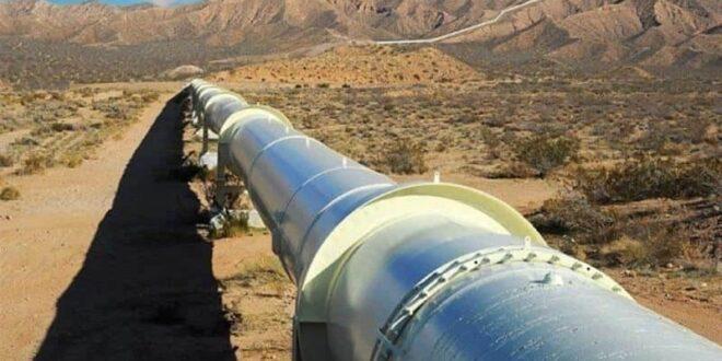 توقف خط الغاز العربي.. والورشات الفنية تباشر بالإصلاح