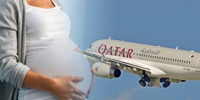 الخطوط القطرية تمنع سيدة سورية حامل من العودة من تايلند إلى سوريا!