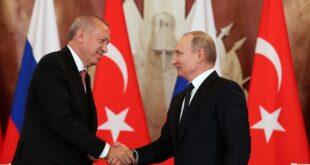 أردوغان إلى موسكو لبحث قضية إدلب