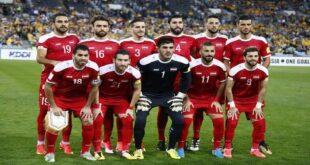 """مدرب سوري: تأهل """"نسور قاسيون"""" إلى كأس العالم ما زال ممكناً"""