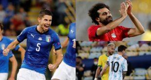 بينها موقعة البرازيل والأرجنتين.. مواعيد مباريات اليوم في تصفيات كأس العالم