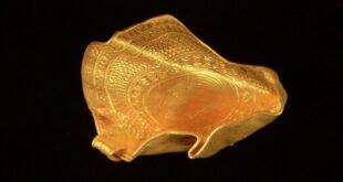 عالم آثار هاو يعثر على كنوز ذهبية فريدة عمرها 1500 عام