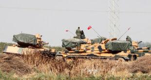 تركيا تعلن مقتل 13 كرديا في محاولتهم
