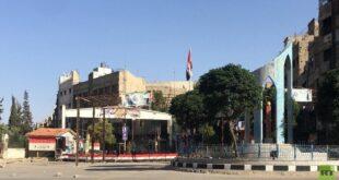 أهالي مخيم اليرموك دخوله