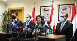 الأردن: سوريا ستحصل على غاز وكهرباء مقابل تسهيل استجرار الغاز المصري للبنان عبر أراضيها