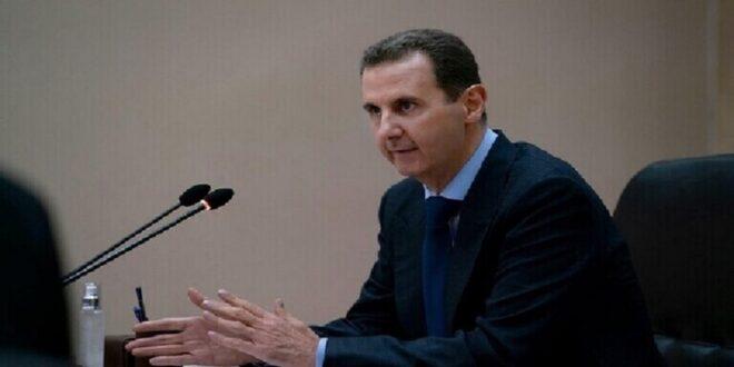 الرئيس الأسد يحل عددا من المجالس البلدية
