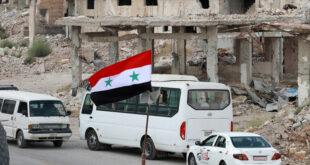 سانا: بدء عملية تسوية أوضاع عدد من المسلحين والمطلوبين بريف درعا الغربي