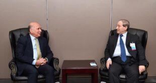 عودة سوريا لشغل مقعدها في الجامعة العربية