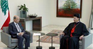 البطريرك الراعي: دخول صهاريح المازوت تحت سلطة الجيش السوري انتقاص للسيادة اللبنانية