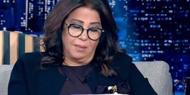ليلى عبد اللطيف دخلت المستشفى وحالتها خطيرة؟