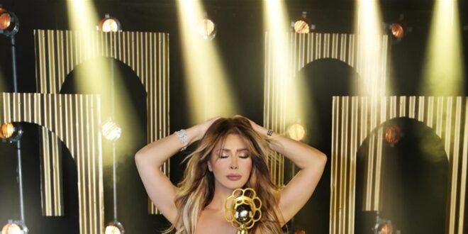 نوال الزغبي تنشر فيديو من كواليس أغنيتها