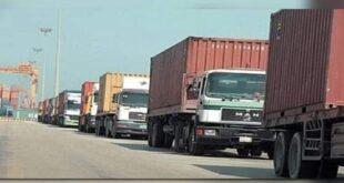 قرار إعادة قطع التصدير يعرقل حركة التصدير إلى العراق