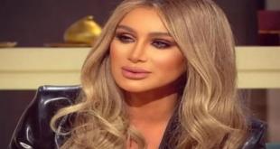 مايا دياب تصدم الجمهور بسبب شكلها المختلف