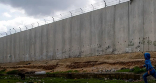 سوري يحاول التسلل الى الأراضي الفلسطينية ويتسبب بتوتر أمني كبير