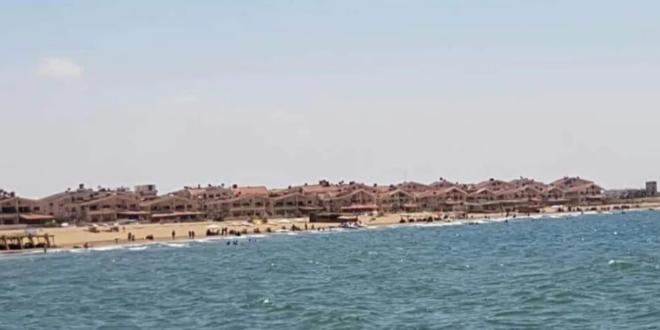 بعد يوم من غرقه.. لفظه البحر على شواطئ طرطوس