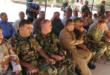 المئات من مسلحي طفس في ريف درعا