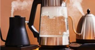 تحذير من استخدام غلاية الماء الكهربائية لفترة طويلة