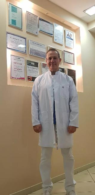قصة نجاح طبيب أسنان سوري في موسكو