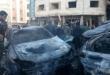 سفارة البحرين في سوريا تعلق على حريق فندق السيدة زينب