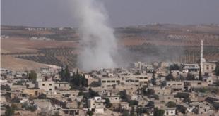 اعتداءات بالصواريخ على منازل المدنيين في جبلة والقرداحة والدفاعات الجوية تتصدى