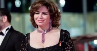 إلهام شاهين بجوار طليقها بعد 25 عاماً من الانفصال