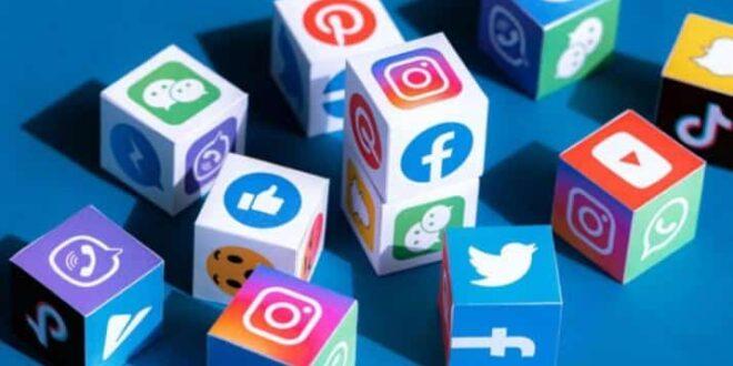 تاريخ مواقع التواصل الاجتماعي