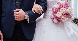 شاهد.. زفاف جماعي لـ200 شاب وفتاة في بيروت