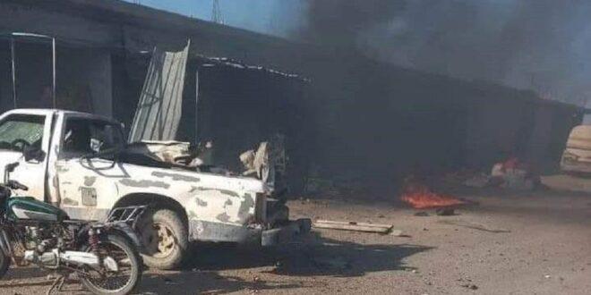 استشهاد 7 جنود سوريين وإصابة 3 آخرين بعد استهداف سيارتهم في درعا