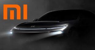 شاومي تدخل رسمياً عالم السيارات الكهربائية