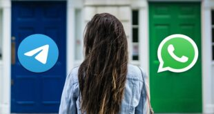 تيلغرام يحقق مليار عملية تنزيل وواتساب يطلق وظيفة جديدة لإرضاء المستخدميت