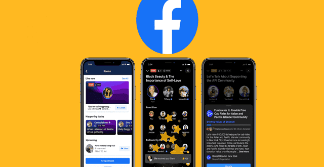 فيسبوك يطلق لجميع العالم Live Audio ، ميزة عمل بث مباشر بالصوت فقط