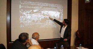 محافظة دمشق تقرر إنشاء حديقة بجانب حديقة
