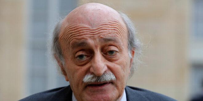 جنبلاط ينعى رجل أعمال سوريا شهيرا