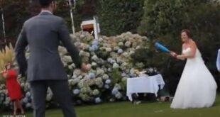 لعبة يوم الزفاف تتحول لمصيبة.. وكشف ما فعلته العروس